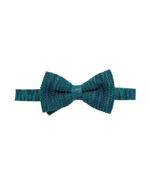 Green Knitted Bowtie KBT4.6