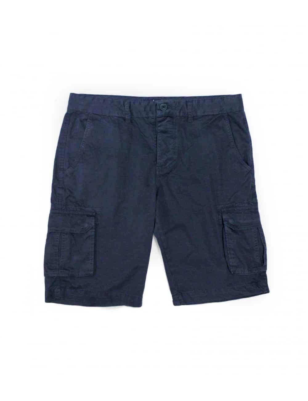 Solid Grey Cargo Shorts SB4.1