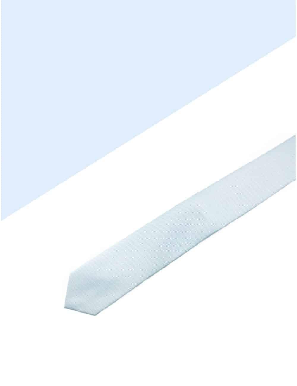 Solid Grey Rock Woven Necktie NT9.7