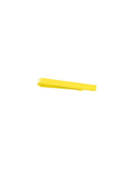 Plain Lemon Tie Clip