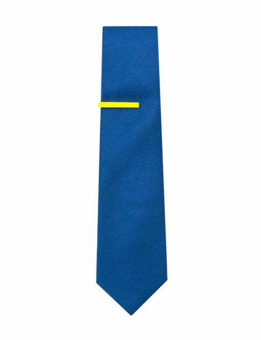 Plain Lemon Tie Clip T111FE-009A