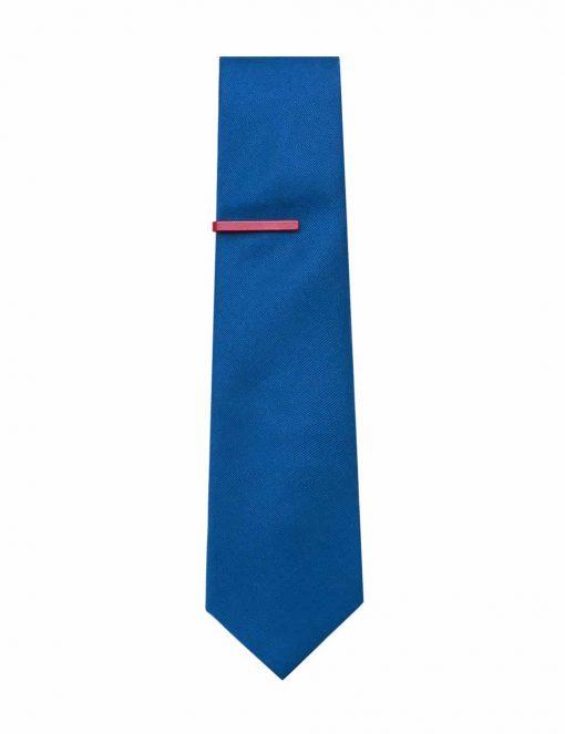 Plain Wine Tie Clip