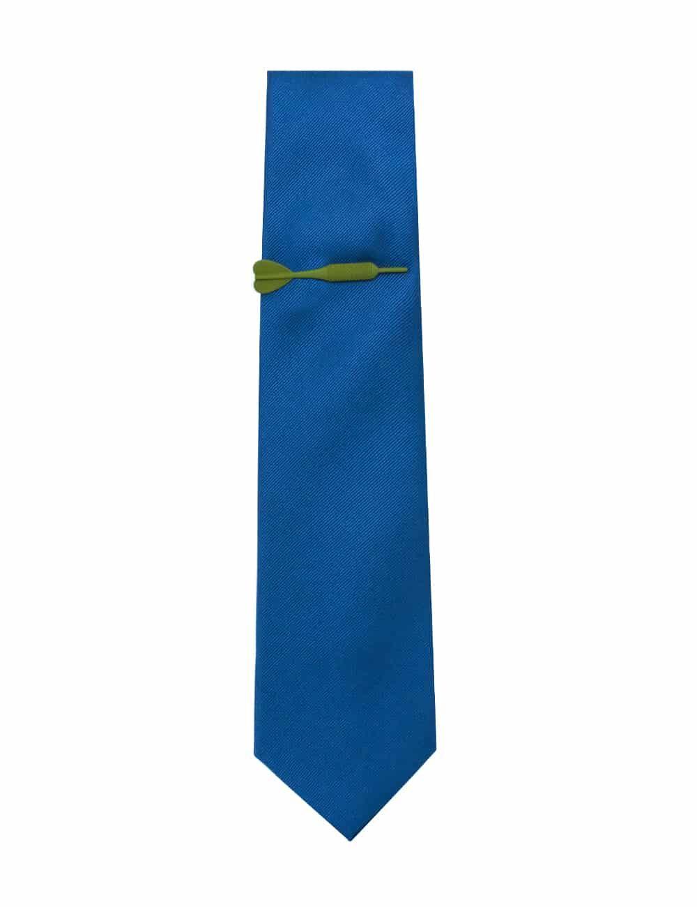 Olive Dart Tie Clip TC3501-001b