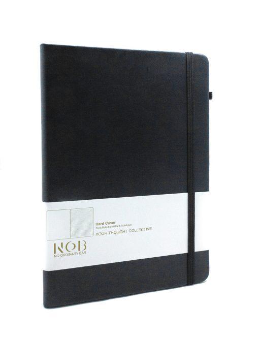 Black Notebook Organiser - NB3.NOB1