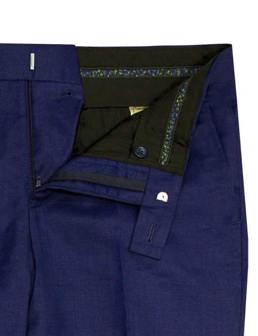 Estate Blue Twill Dress Pants - DP1A4.4