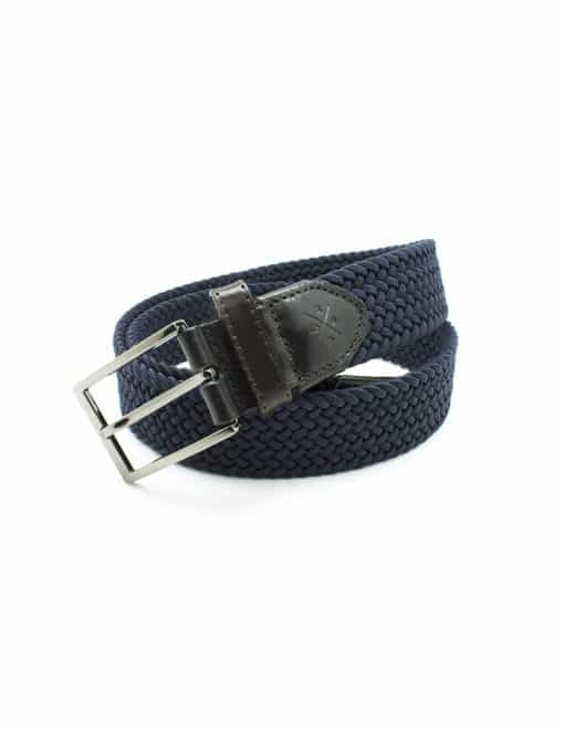Navy Webbing Belt NLB18.8