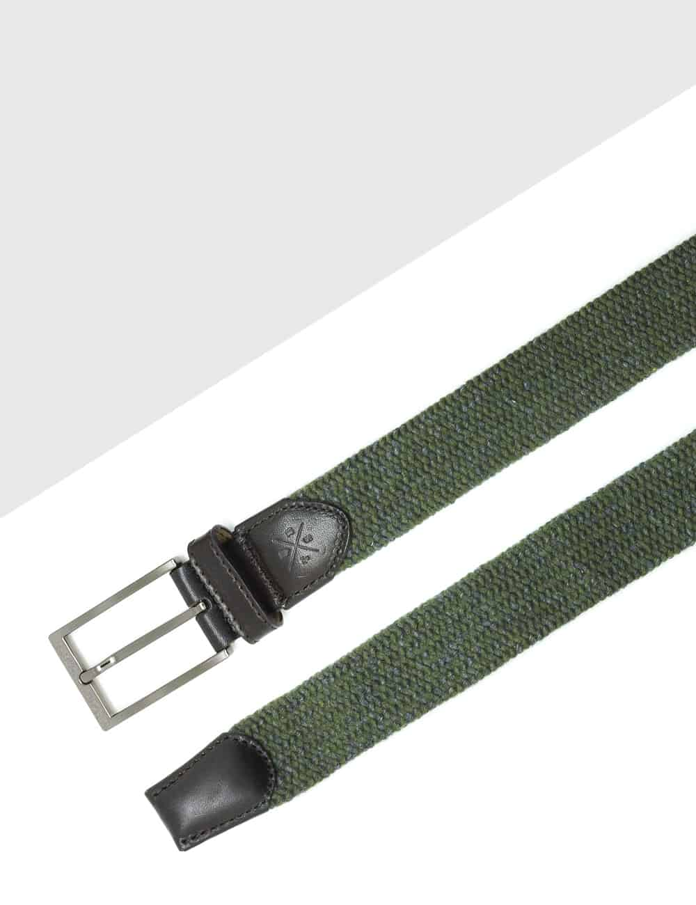 Army Green Webbing Belt NLB21.8