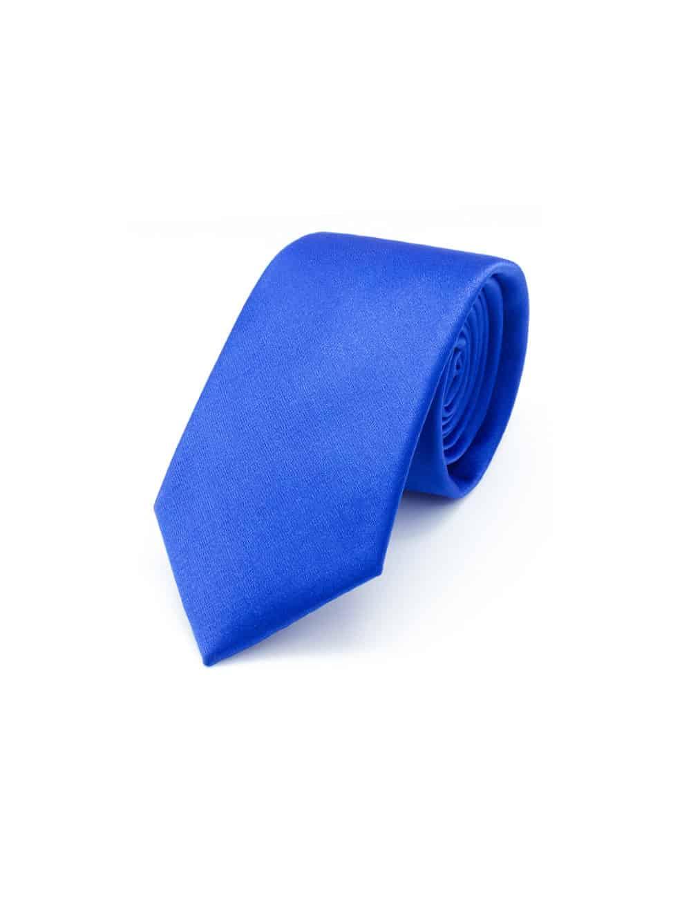 Solid Ultramarine Woven Necktie NT17.9