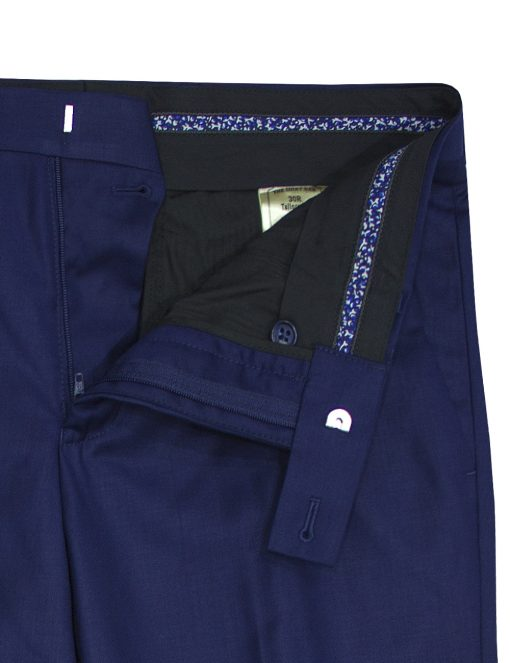Navy Twill Dress Pants - DP1A2.NOS