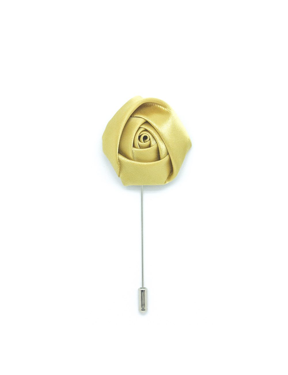 Gold Rose Lapel Pin LP252.8