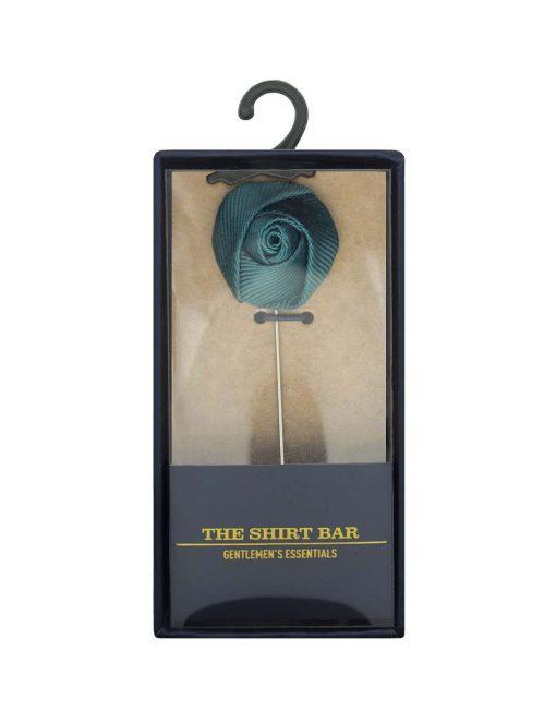 Green Rose Lapel Pin - LP14.2