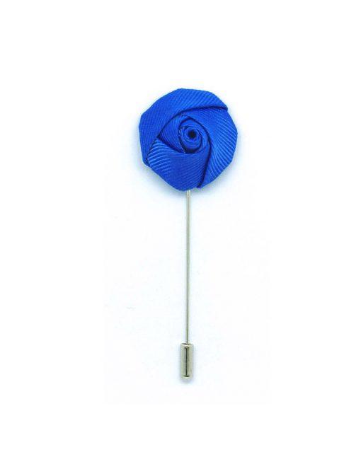 True Blue Rose Lapel Pin - LP12.2