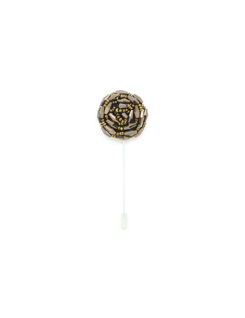 Lux Necktie/ Lapel Pin/ Pocket Square Gift Set AGS07NLP.2