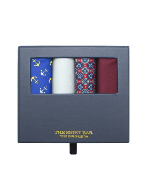 Pocket Square Gift Set C PSQGS3.14