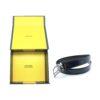 Navy / Black Reversible Leather Belt LBR17.5