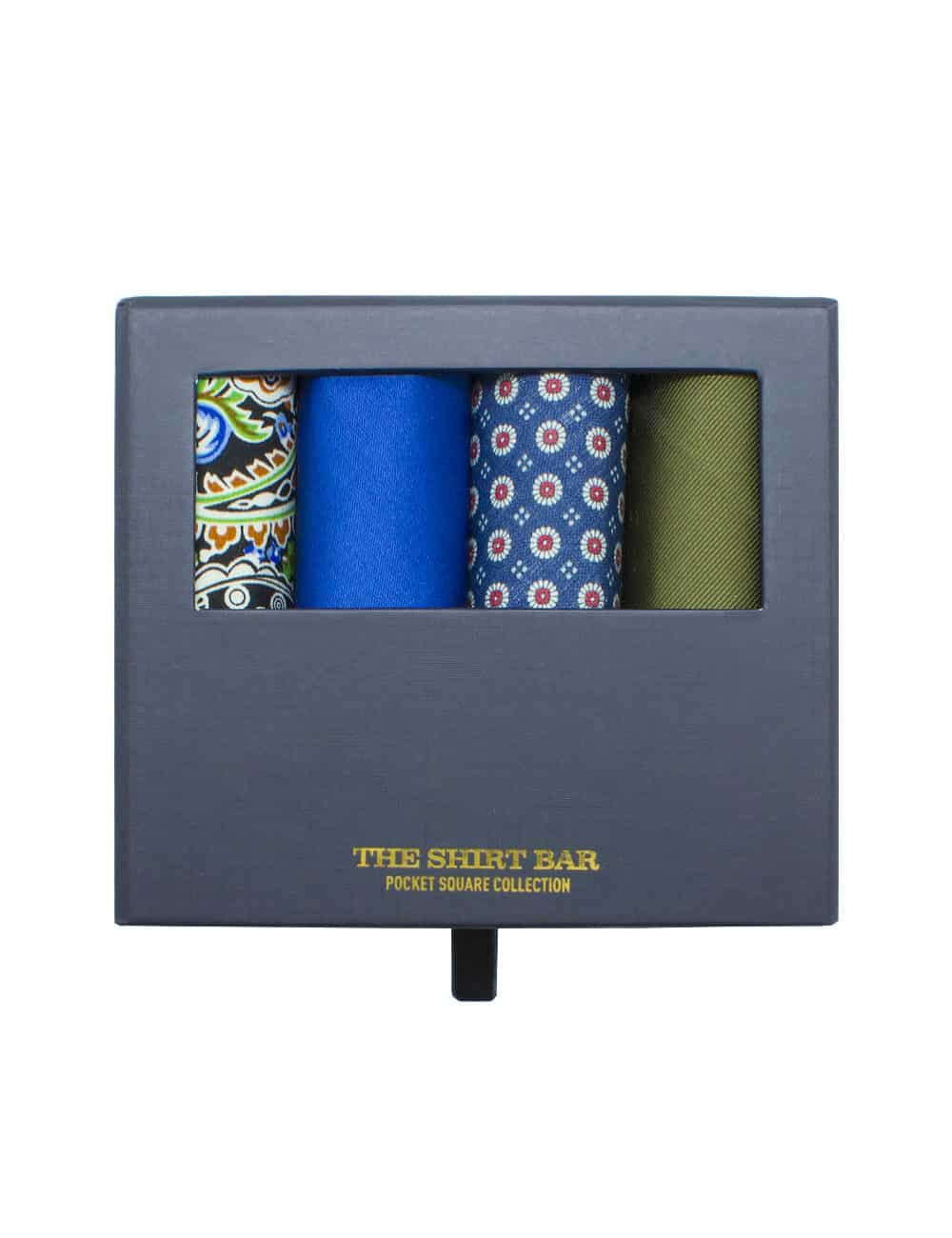 Pocket Square Gift Set B PSQGS2.14
