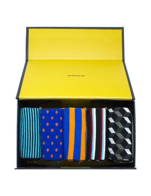 5-pc Socks Gift Set A SOCGS01.7