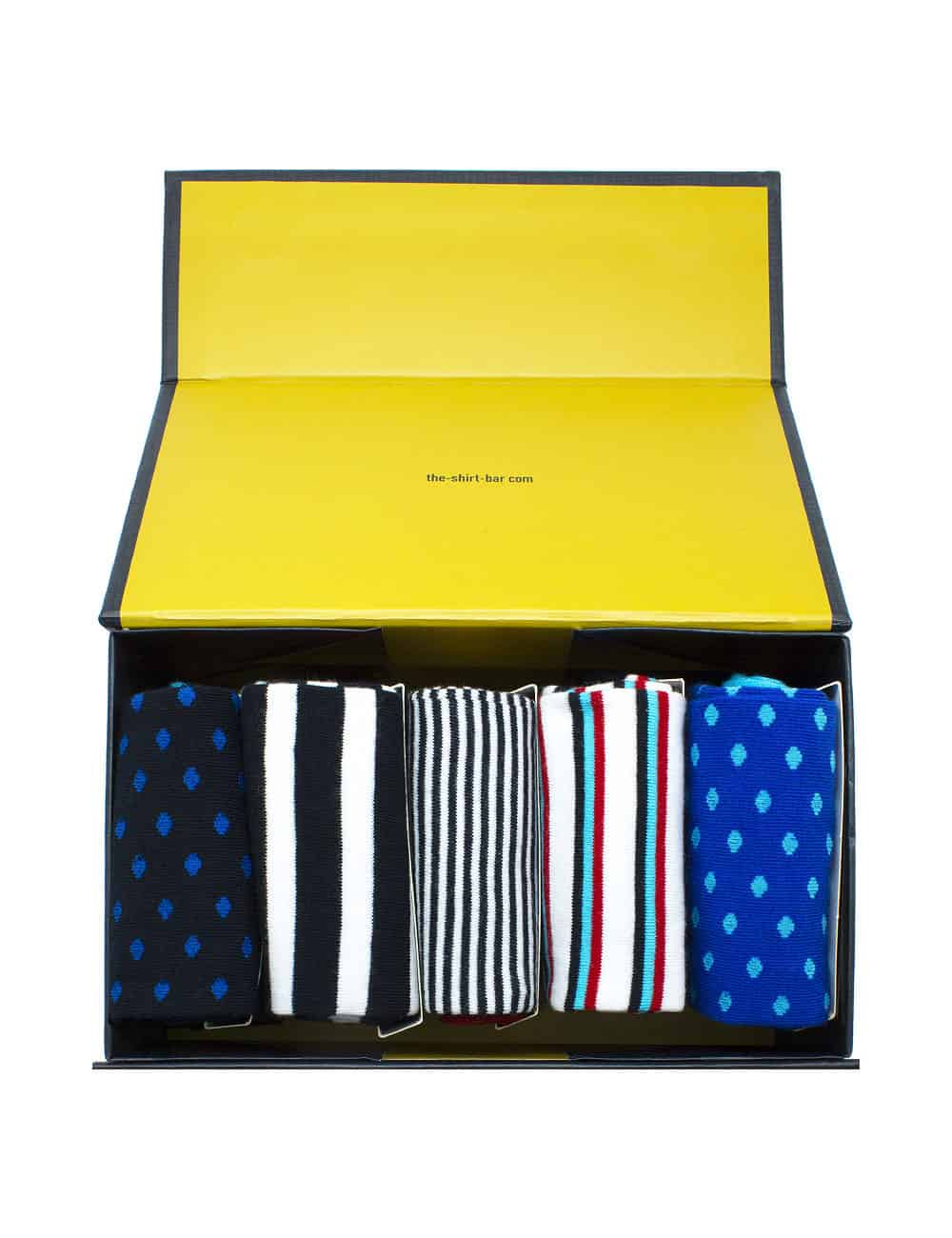 5-pc Socks Gift Set B SOCGS02.7