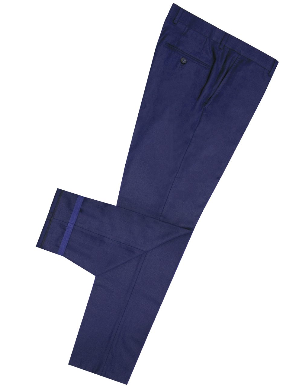 Navy Mixed Dress Pants - DP1A9.4