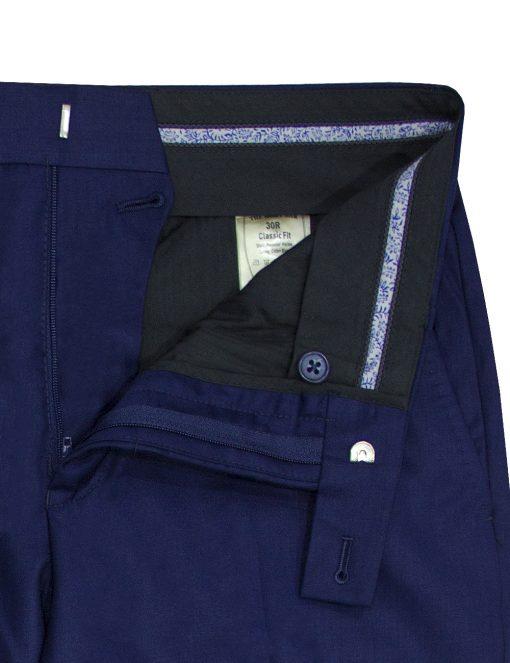 Navy Twill Dress Pants - DP1A13.4