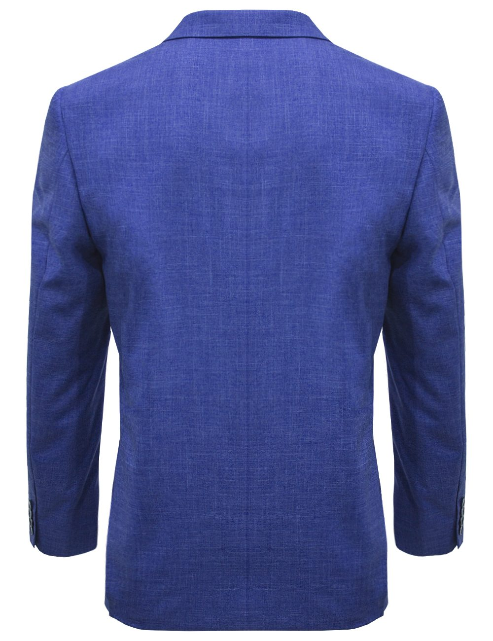 Modern / Classic Fit Colony Blue Suit Jacket - SJ8.3-SS8.3