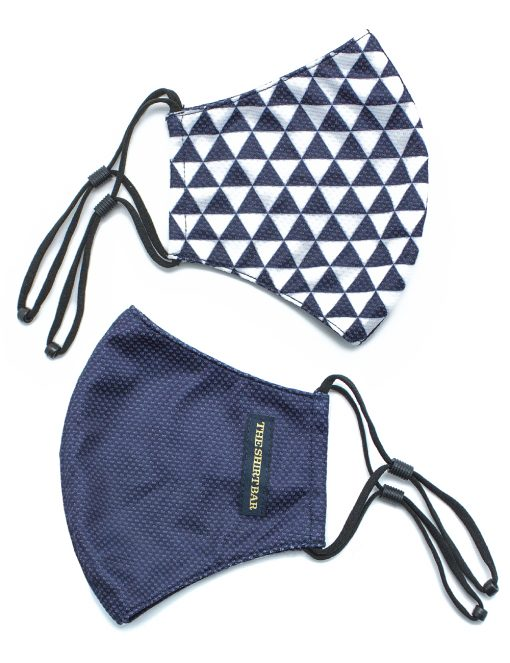 Anti-Bacterial Esplanade SG Inspired Reusable Face Mask with Foldable Holder - FM1.2 / FM2.2
