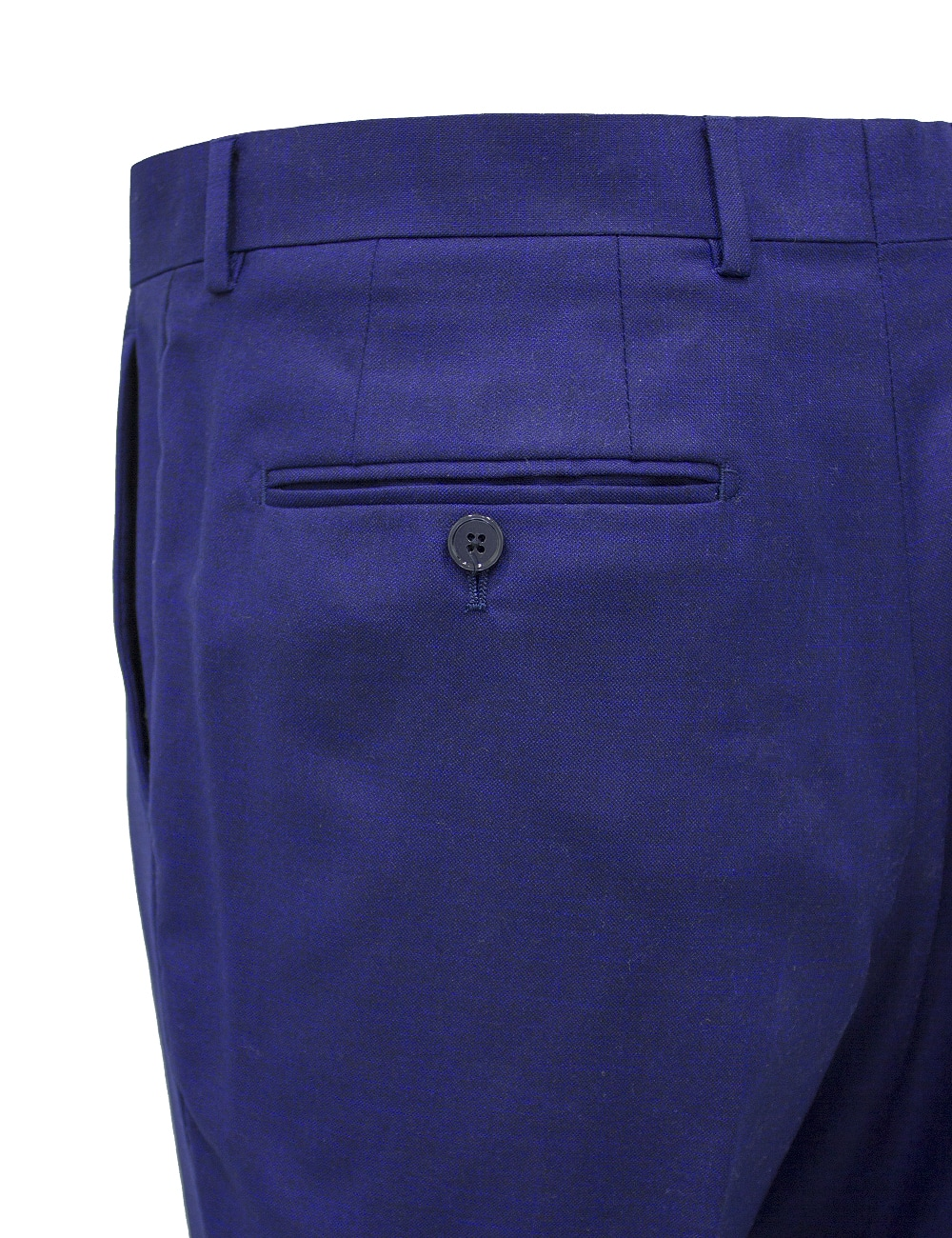 Slim / Tailored Fit Navy Mixed Suit Pants SP5.3-SS5.3