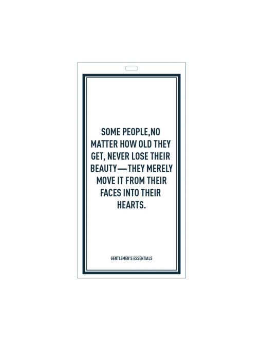 Quote 10.1 - Some people, no...into their hearts.