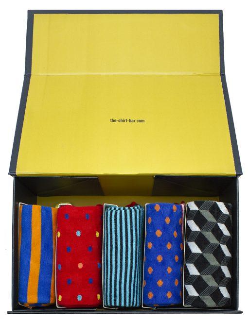 5-pc Socks Gift Set C SOCGS03.7